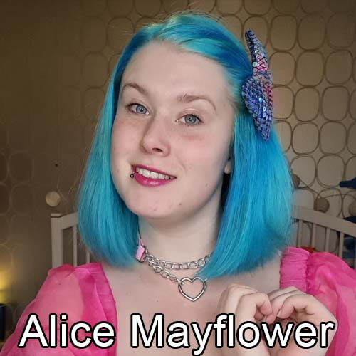 Alice Mayflower adult content-creator